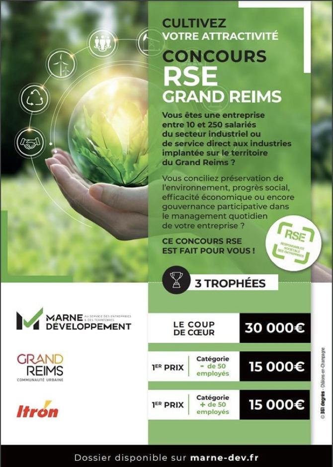Marne Développement - Concours RSE Grand Reims - 4 concours rse 2 - 1
