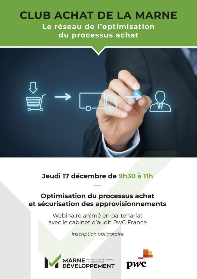Marne Développement - Club Achat - PwC France - agenda club achat delamarne - 1